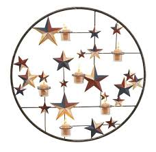 star metal wall candle holder yhst 23119701400359 2118 28414079 metal art sculpture  on star wall art designs with august 2010 metal wall art blog