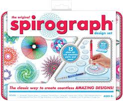 How To Use Spirograph Design Set Spirograph Design Tin Set