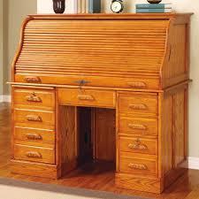 riverside roll top desk oak secretary luxury furniture gorgeous