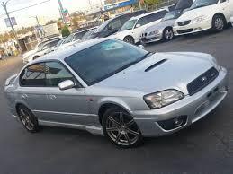 Subaru Legacy B4 RSK after Facelift (2001) - JDM Import Ltd.