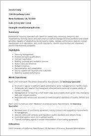 Pic Procurement Manager Resume P Photo In Procurement Sample Resume