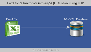 How To Read Excel File Insert Data Into Mysql Database Using Php