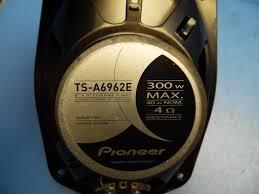 pioneer 6x9 speakers. pre-owned: lowest price pioneer 6x9 speakers