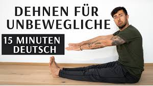 Yoga für Anfänger - DEUTSCH 30 Minuten - YouTube
