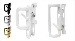 about patio door handles