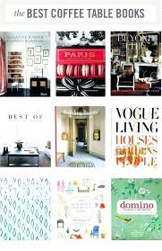 best coffee table books fashion top book