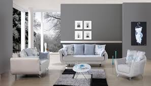 spacious grey sofa living room ideas of light what color furniture goes with gray