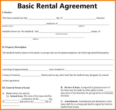 Simple Rental Agreement Template Cdcafdbaeddada Basic Rental Agreement Template Planet Surveyor Com