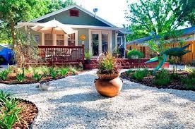 low maintenance backyard landscaping