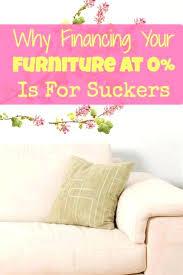 Home Furniture Financing Unique Inspiration Design