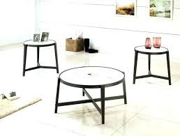 full size of tall black glass side table occasional tables coffee set of 3 kitchen extraordinary