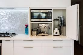 Colourful Kitchen Appliances Kitchen Appliance Cupboard Design Conexaowebmixcom