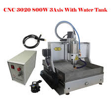 no tax to russia desktop cnc router 800w 3020 3axis cnc milling machine with water