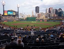 Pirates Baseball Stadium Seating Chart Pnc Park Section 116 Seat Views Seatgeek