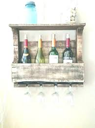 floating wine rack floating wine rack glass shelf glamorous holder under cabinet shelves floating shelf with floating wine rack