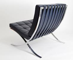 Vintage Mr90 Barcelona Chair By Ludwig Mies Van Der Rohe For Knoll