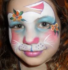 Small Picture Bunny Rabbit Face Painting Ideas Image Gallery HCPR