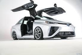 Toyota Mirai goes Back to the Future - Driving - Plugin-magazine.com