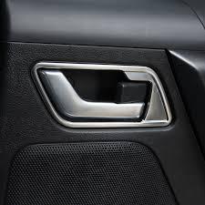 inside car door handle. Fine Door Chrome Interior Inside Door Handle Trim Frame Decoration For Land Rover  Freelander 2 20082016 To Car O