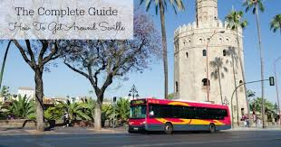 guide on how to get around seville