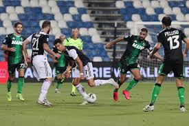 Watch the serie a event: Sassuolo Juventus 3 3 Alex Sandro Salva Sarri Bianconeri A 7 Sull Atalanta