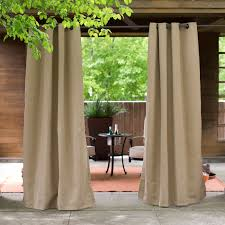 curtains amazing outdoor cabana curtains my poolside gazebo at night chandelier from goodwill along with