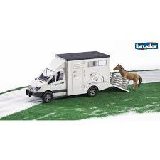 Mercedes-Benz Sprinter фургон с <b>лошадью Bruder</b> 02-533 - купить ...