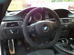 Coupe Series bmw m performance steering wheel : BMW M Performance Steering Wheel for 6MT