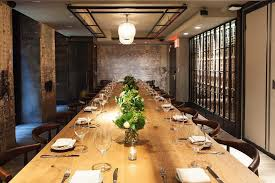 Nyc Private Dining Rooms Impressive Event Space NYC Birthday Venues Places To Throw A Party