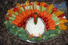 Decorative Relish Tray For Thanksgiving Turkey vegetable tray Thanksgiving Giving Thanks Pinterest 36
