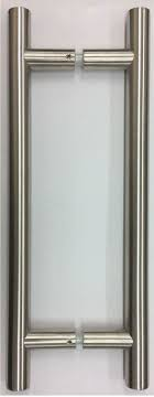 ekr10 stainless steel pull handle for glass