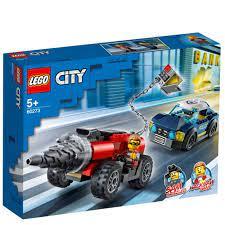 לגו סיטי 'מרדף משטרתי' | דגם מס' 60273 - Toys Truck -טויס טראק