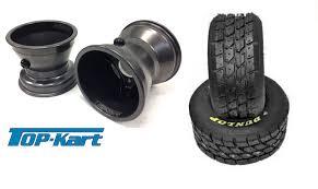 Dunlop Kart Tire Chart Cadet Top Kart Comer Wheel Dunlop Kt3 Wet Tyre Bundle
