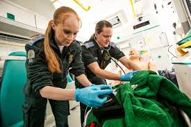 paramedic science foundation degree bsc hons paramedic science bournemouth university