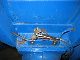 the fordson tractor pages forum • view topic wiring for rear lights image