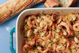 Best Baked Shrimp Scampi Recipe - How ...