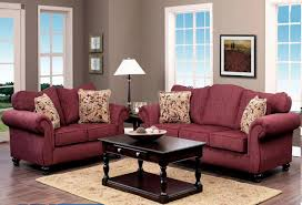 What Color To Paint The Living Room Incredible Decoration Burgundy Living Room Set Gorgeous Design