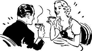 drinking coffee clipart. Fine Clipart For Drinking Coffee Clipart T