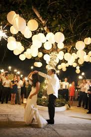 outside wedding lighting ideas. Wonderful Outside Christmas Twinkly Lights At Wedding Romantic Candlelight Wedding Portraits Outside  Reception With Paper Lantern  Inside Outside Lighting Ideas E