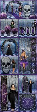 Witch Decorating 293 Best Halloween Fashionista Fabulous Witches Theme Party