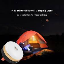 Dropshipping For Mini Multi Functional Charge Camping Tent Led Lamp