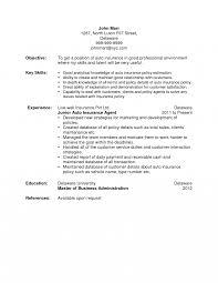 Insurance Broker Job Description Resume Insurance Broker Job Description Template Amusing Resume Samples In 7