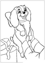 Puppy Kleurplaat Gratis Kleurplaten Printen