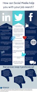infographic how can social media help your job search amsource add this infographic to your website by copying and pasting the following embed code