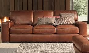 amazing picture of natuzzi campbell top grain leather sofa idea