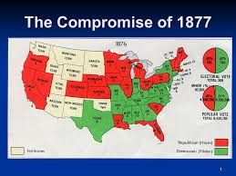 election of 1876 1 the compromise of the presidential nominees of 1876 the centennial
