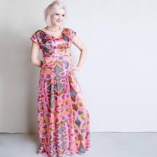 Long Dress Patterns