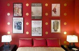 Inexpensive Home Dcor-Bedroom Set with Framed Poster
