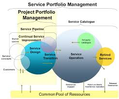 From Project Portfolio To Service Portfolio Management