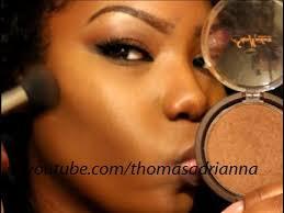 the best contour powders for dark brown skin